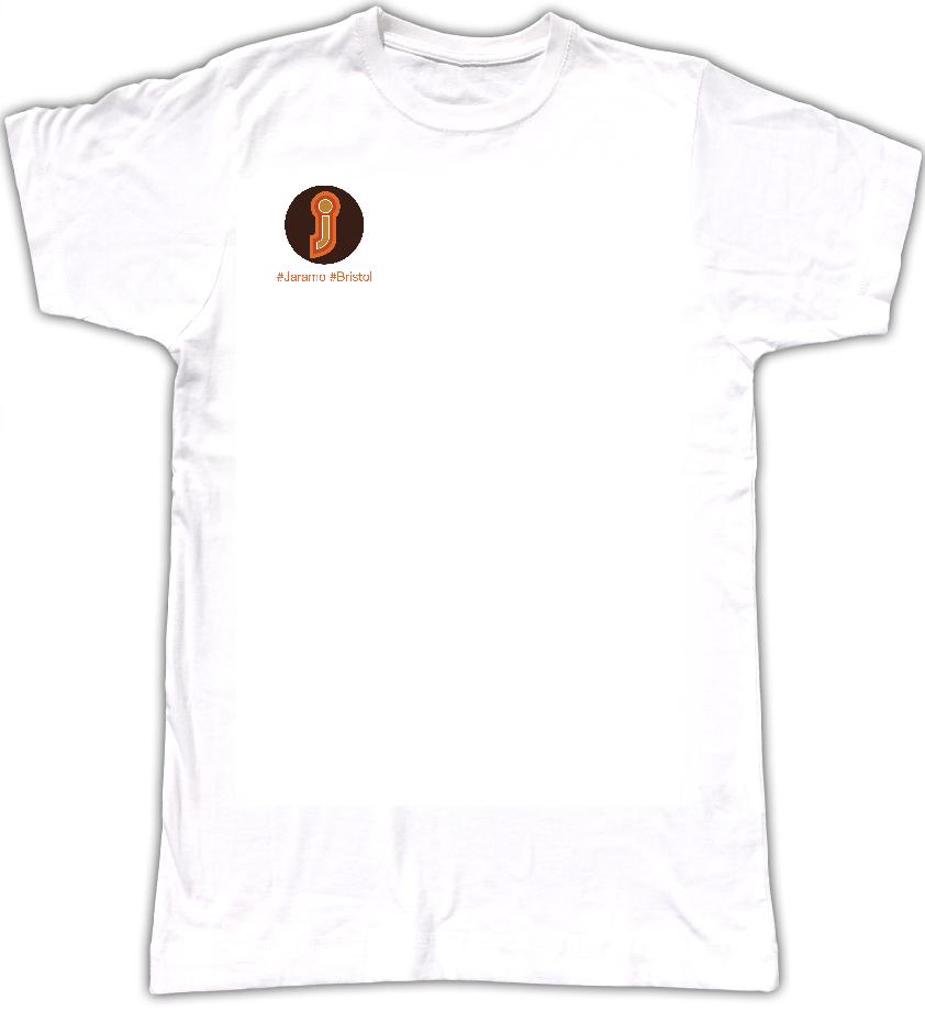Jaramo logo T-shirt (womens)