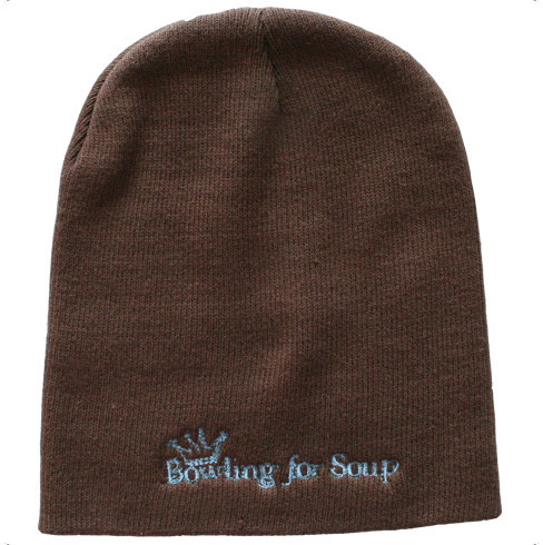 Brown Crown - Beanie