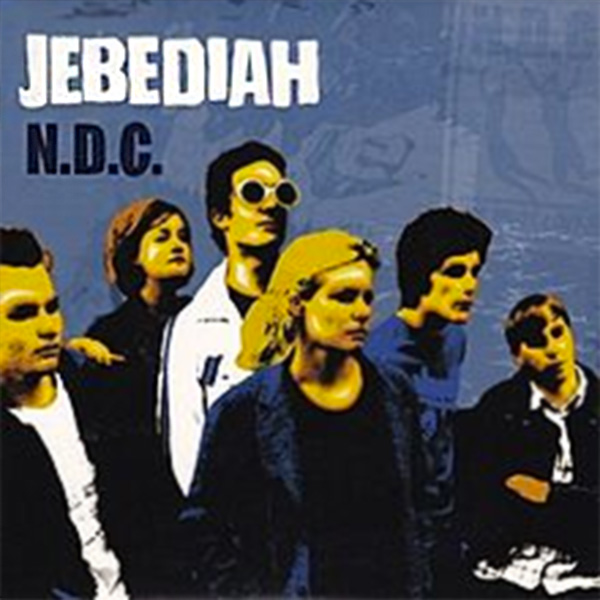 N.D.C. - CD Jewel Case (LIMITED COPIES IN THIS FORMAT)