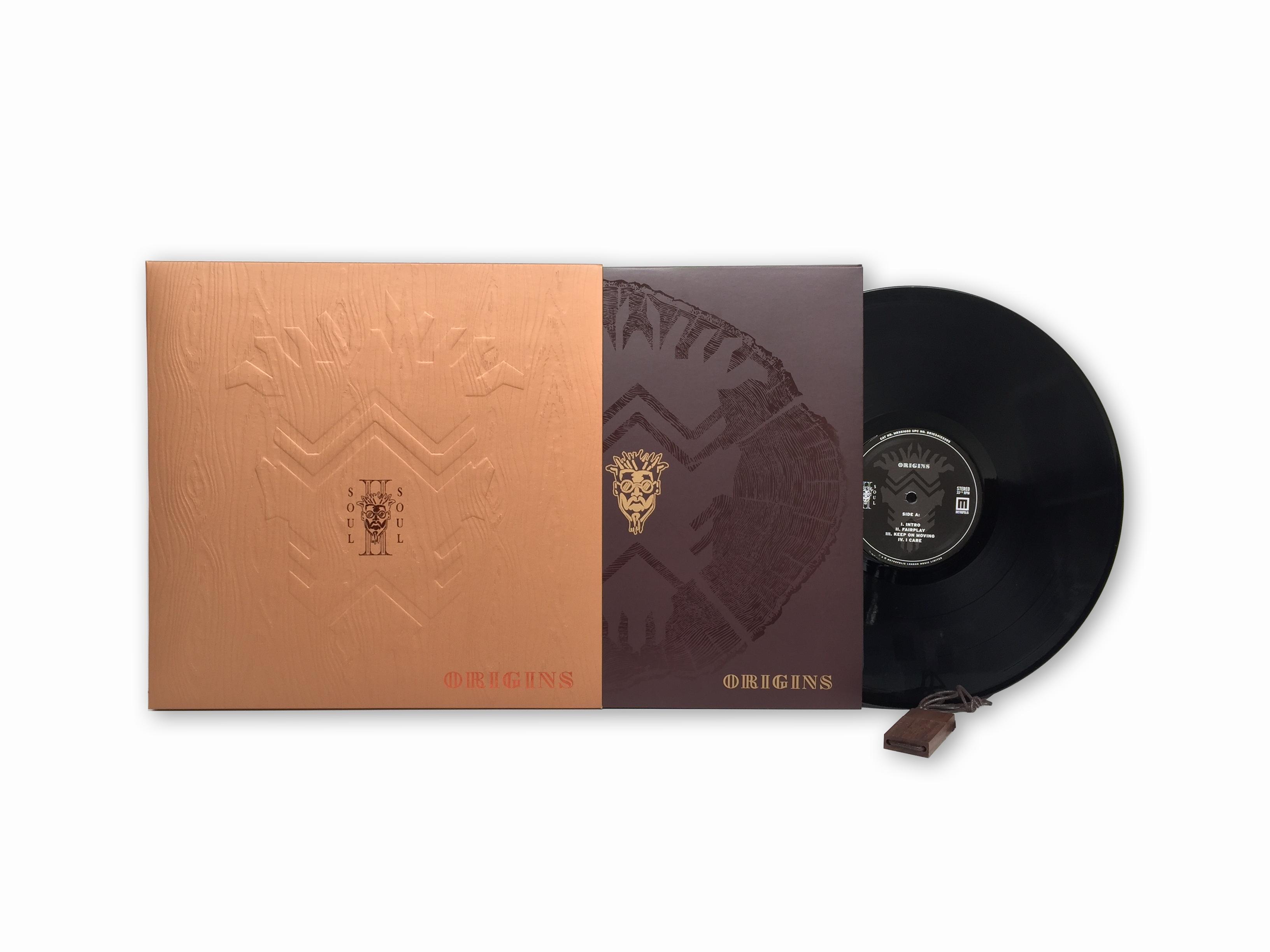 Soul II Soul - Origins - Deluxe Vinyl Box set