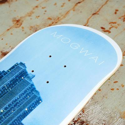Mogwai x Focus Hardcore Will Never Die Skateboard Deck - 8.5""