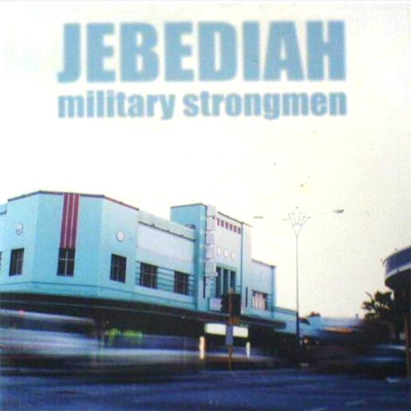 Military Strongmen - CD Single