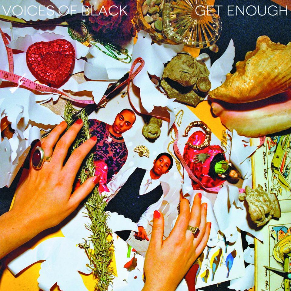 "Voices Of Black - Get Enough EP 12"""