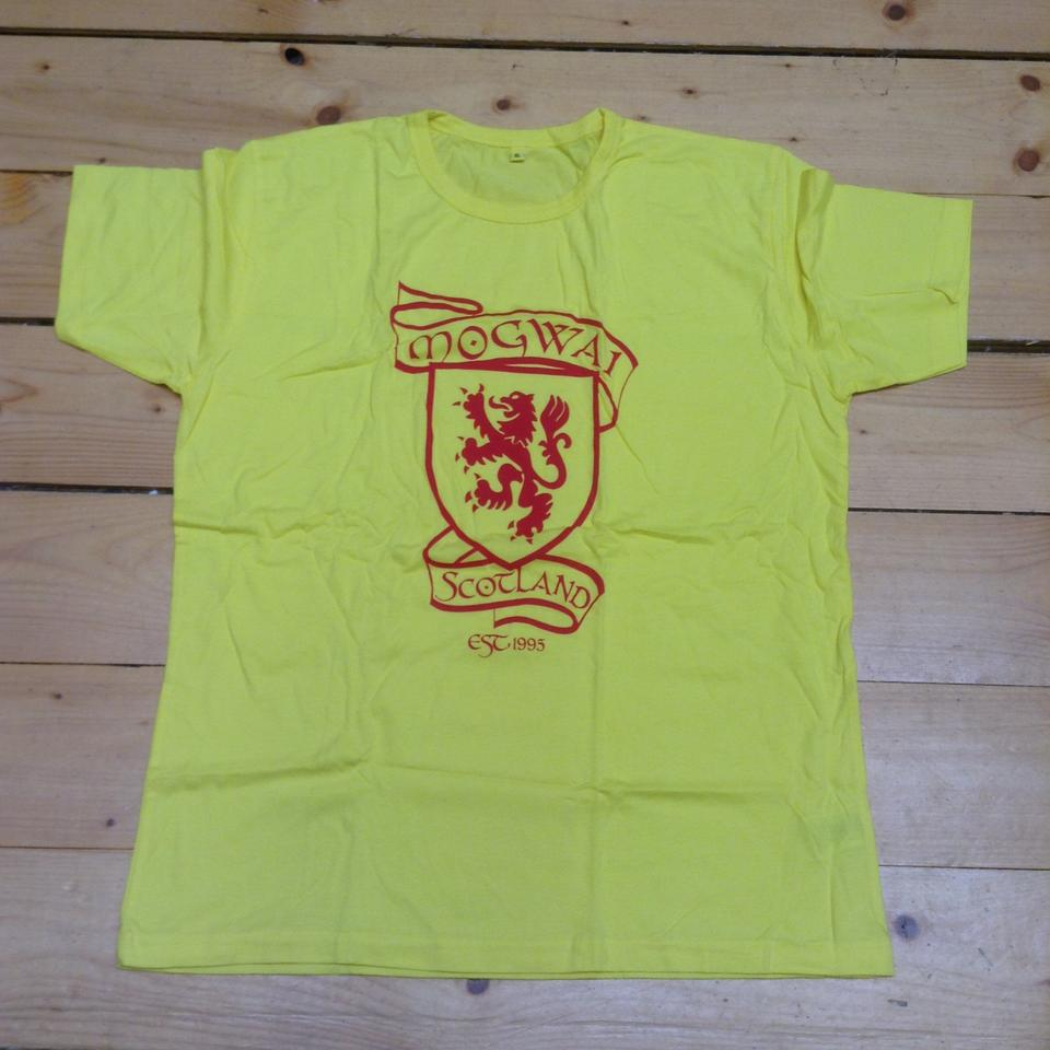 Mogwai Yellow and Red 1995 Tshirt