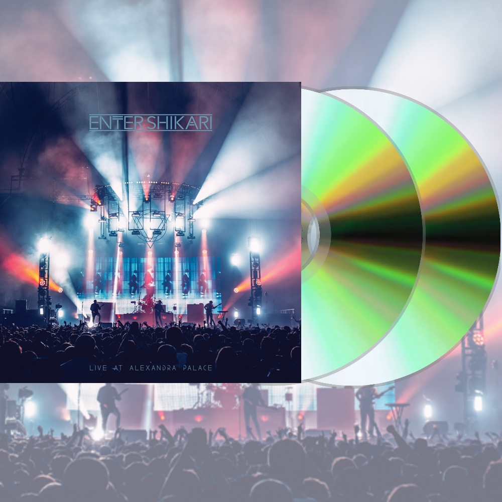 Live At Alexandra Palace 2xCD - Signed [Preorder]