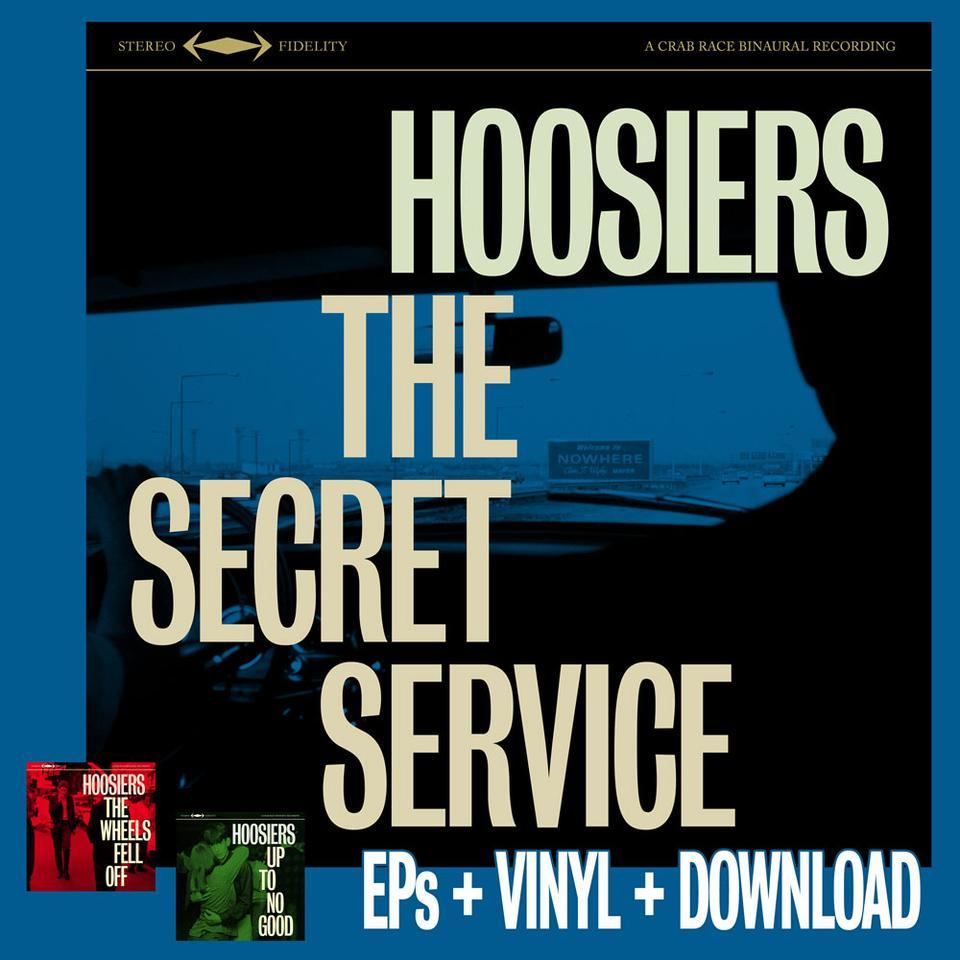 The Secret Service Pre-Order Vinyl Album Only