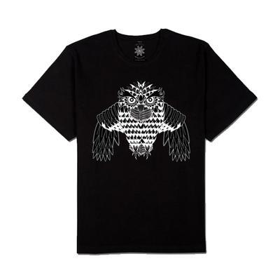 Creatures - Owl T-Shirt (Black)