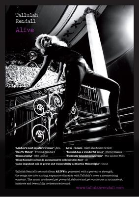 Alive Limited Edition Hardback Book with CD & DVD