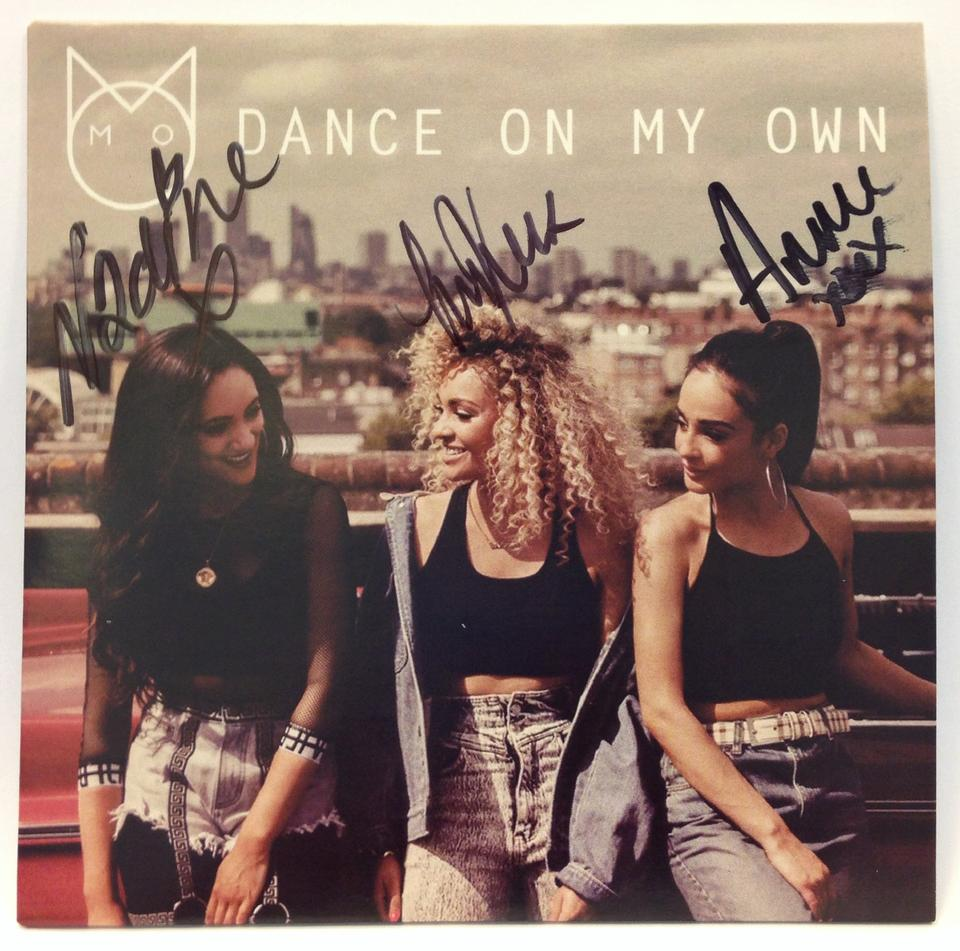 Dance On My Own (Signed Physical CD Single)