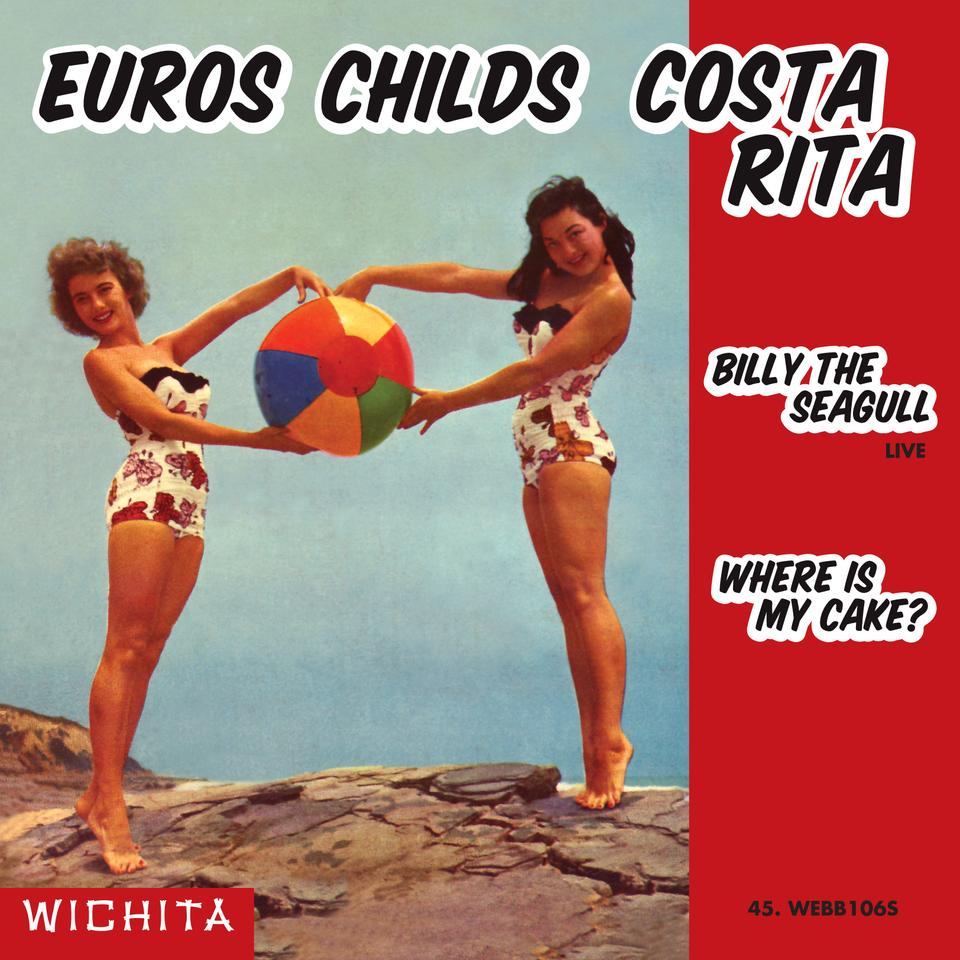 Euros Childs - Costa Rita 7""