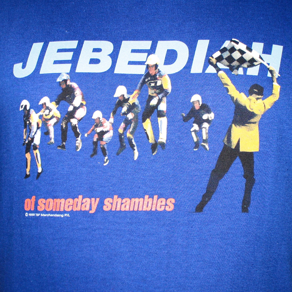 Of Someday Shambles - Blue T-Shirt