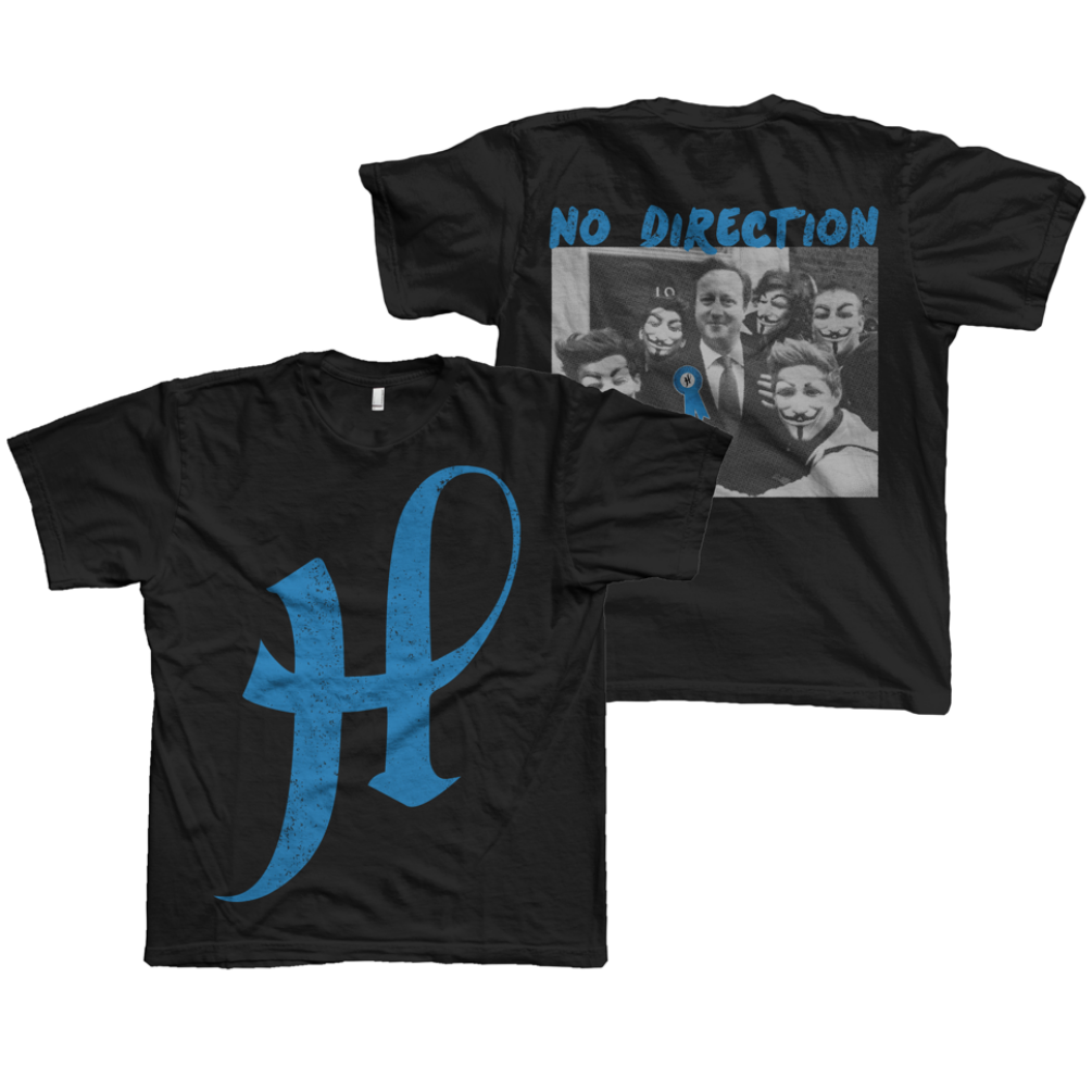 No Direction T-Shirt