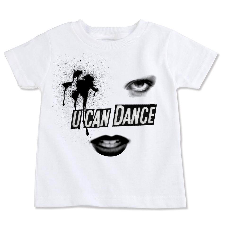 U Can Dance Face T-Shirt