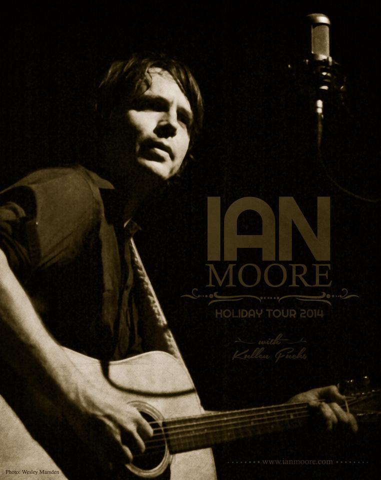 Ian Moore Christmas bonus tracks
