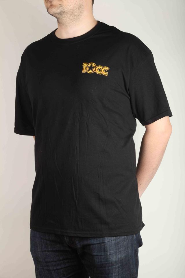 MENS 2015 UK Tour T-shirt