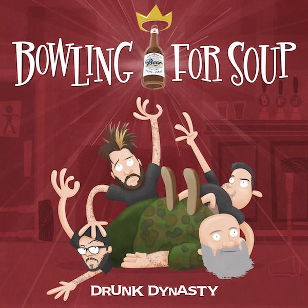 Drunk Dynasty – CD