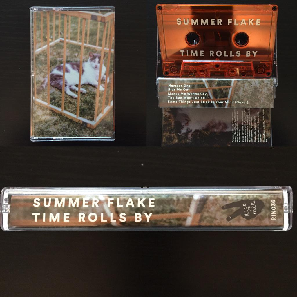 Time Rolls By Cassette!