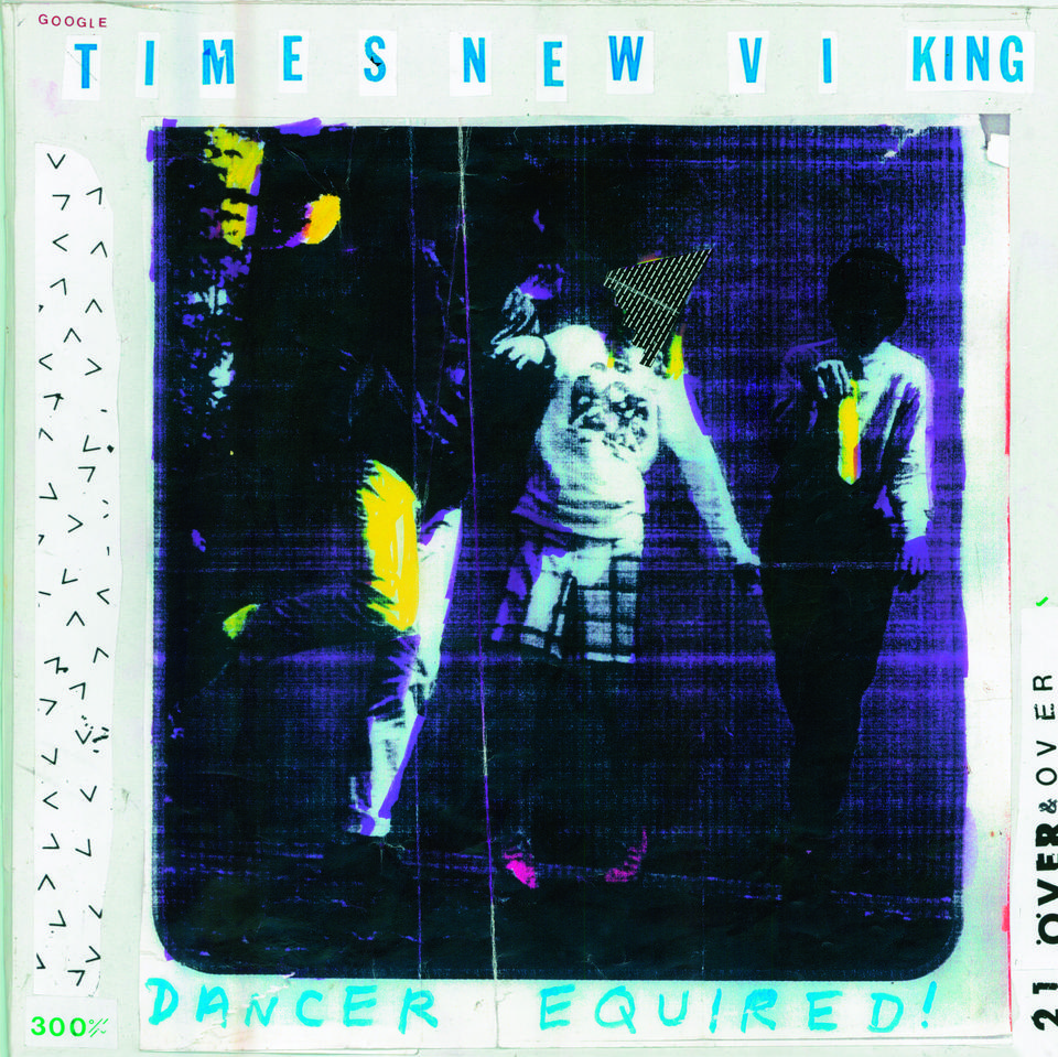 Dancer Equired LP
