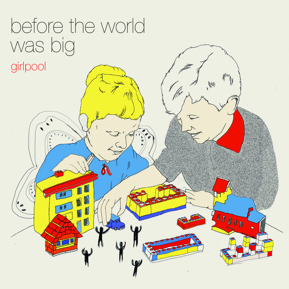 Before The World Was Big (Limited Edition Cassette)