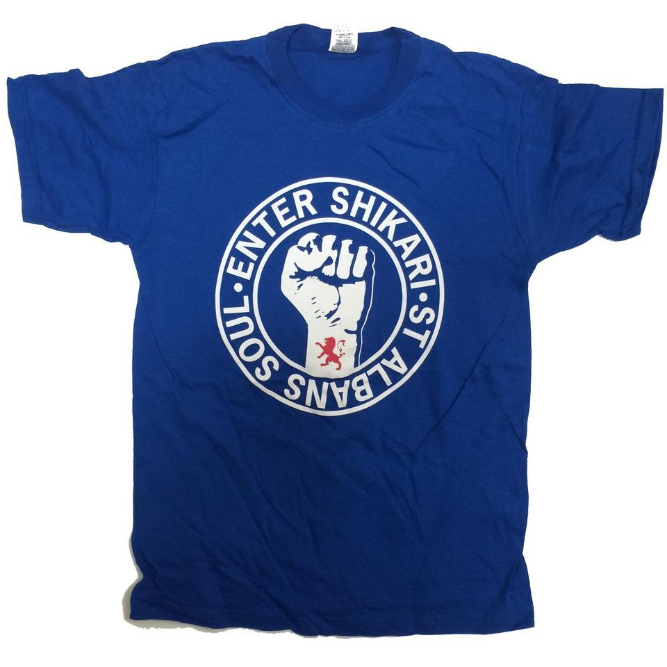 STA Soul Blue T-Shirt
