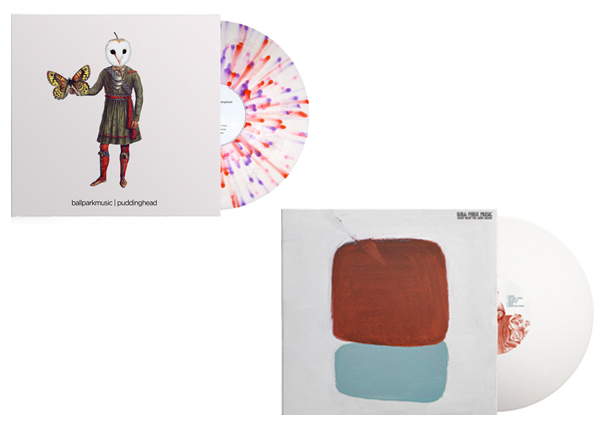 "Every Night The Same Dream (12"" vinyl) + Puddinghead (12"" vinyl)"
