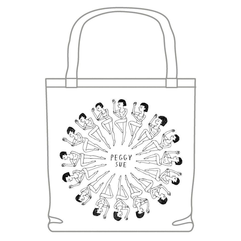 Choir Of Echoes Tote Bag package