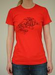 Ladies Tortoise T-Shirt