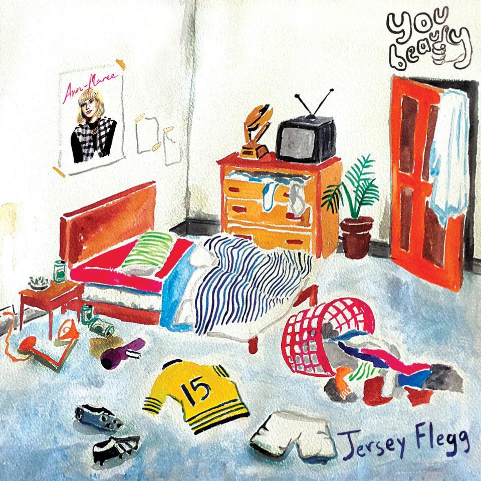 JERSEY FLEGG - VINYL - PRE-ORDEEEEEER!