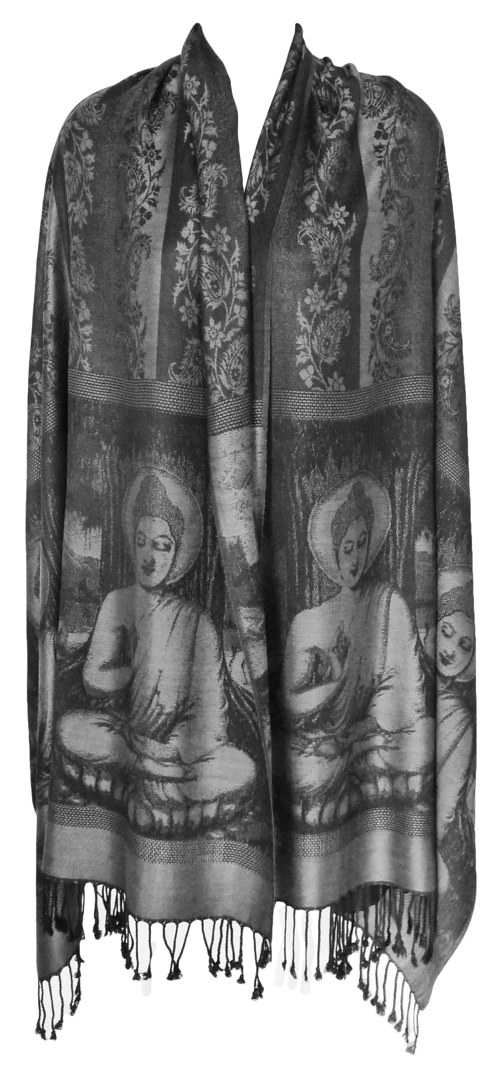 Buddha Prayer Shawl