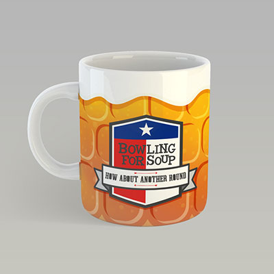How About Another Round - Mug
