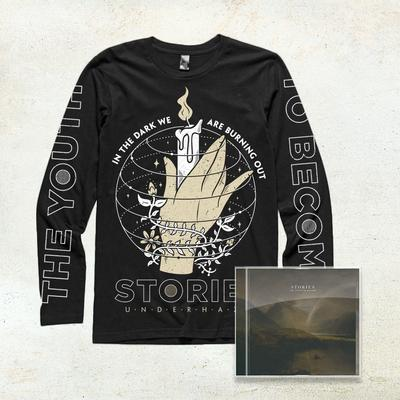 The Youth To Become (CD) + Under Haze longsleeve