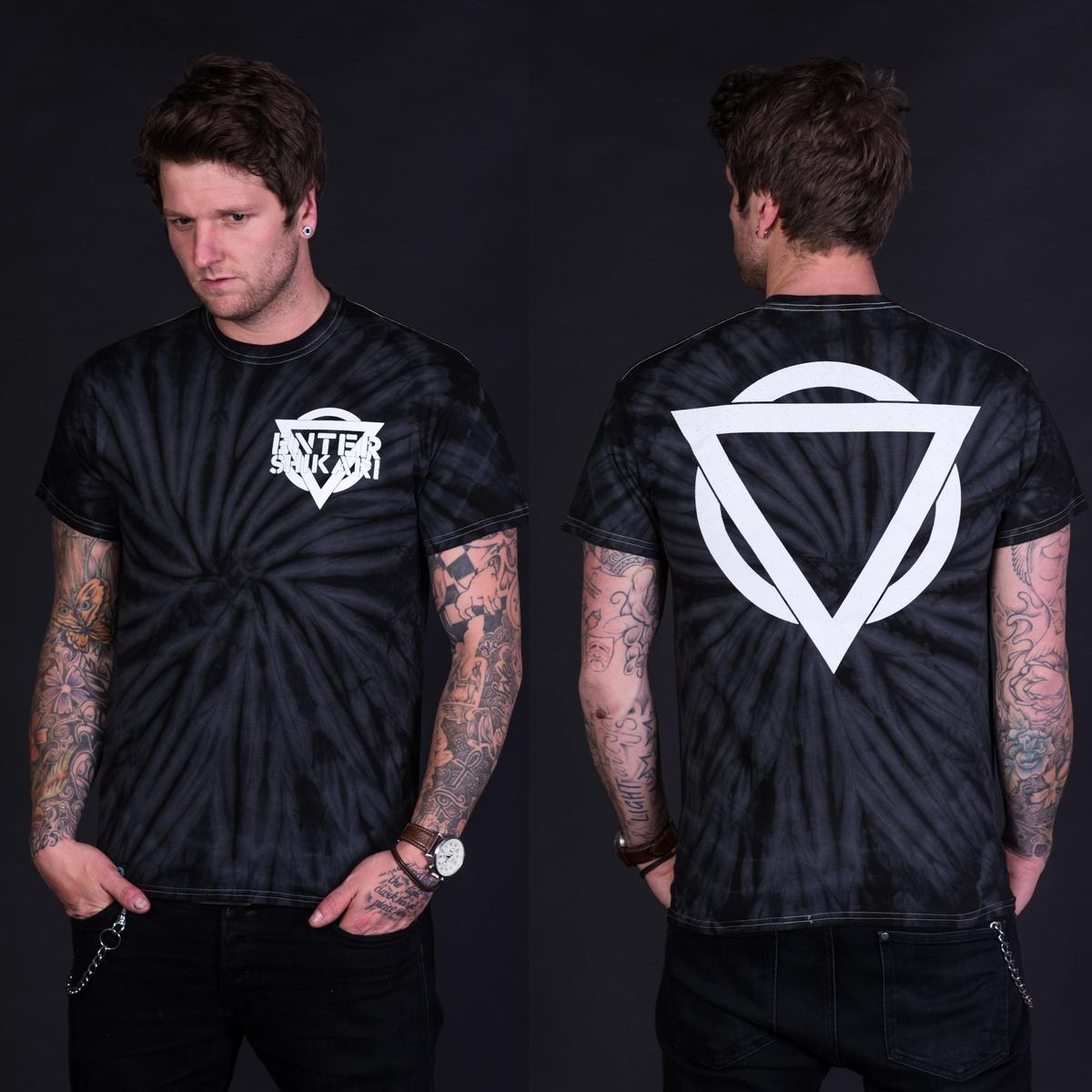 Logo Tie Dye T Shirt