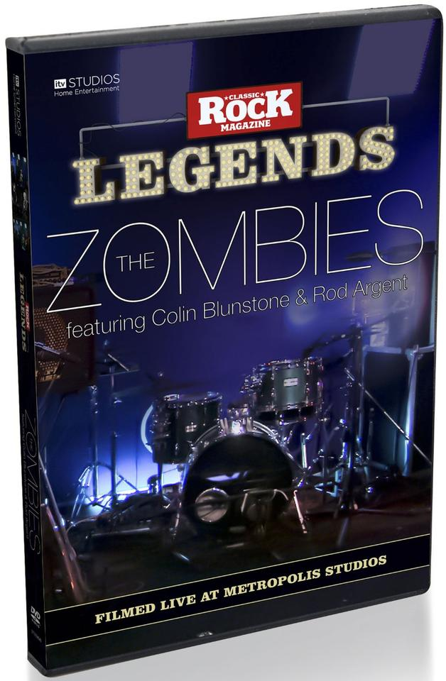 Legends: The Zombies