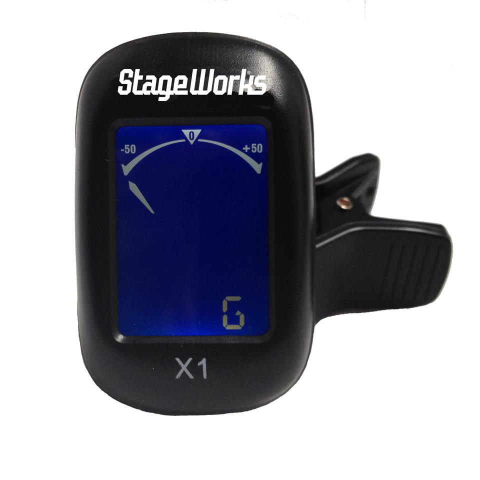 Universal Clip-on Tuner