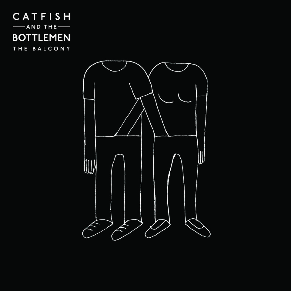 "The Balcony 12"" Vinyl with Digital Download"