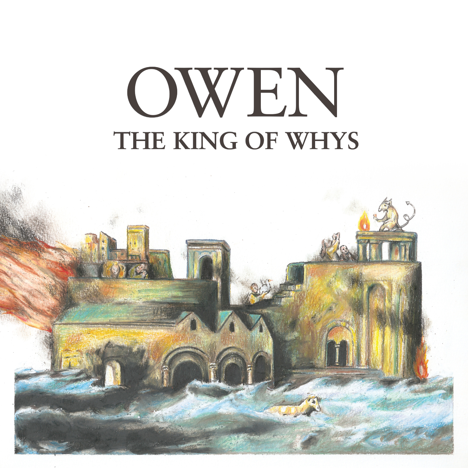 The King Of Whys (MP3)
