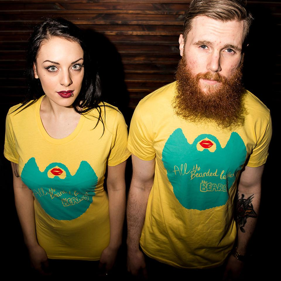 All The Bearded Ladies - Tee