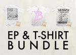 T-SHIRT & EP BUNDLE