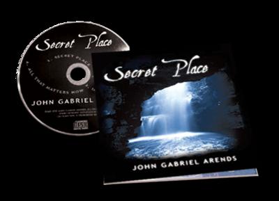 Secret Place - CD
