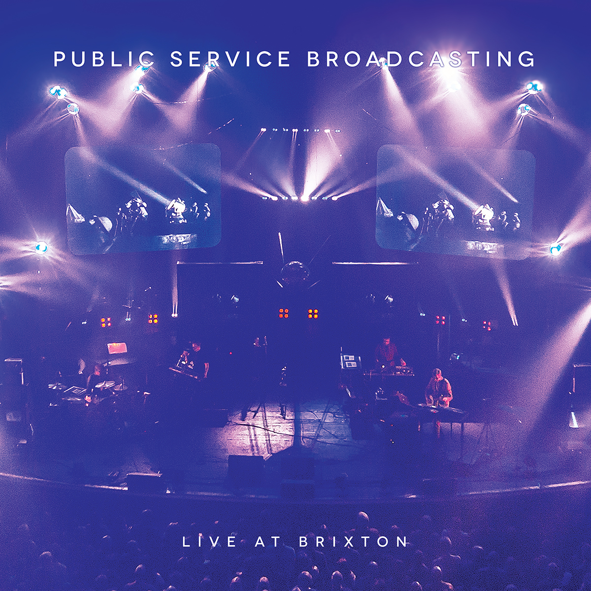 PSB Live At Brixton [Double LP + DVD]