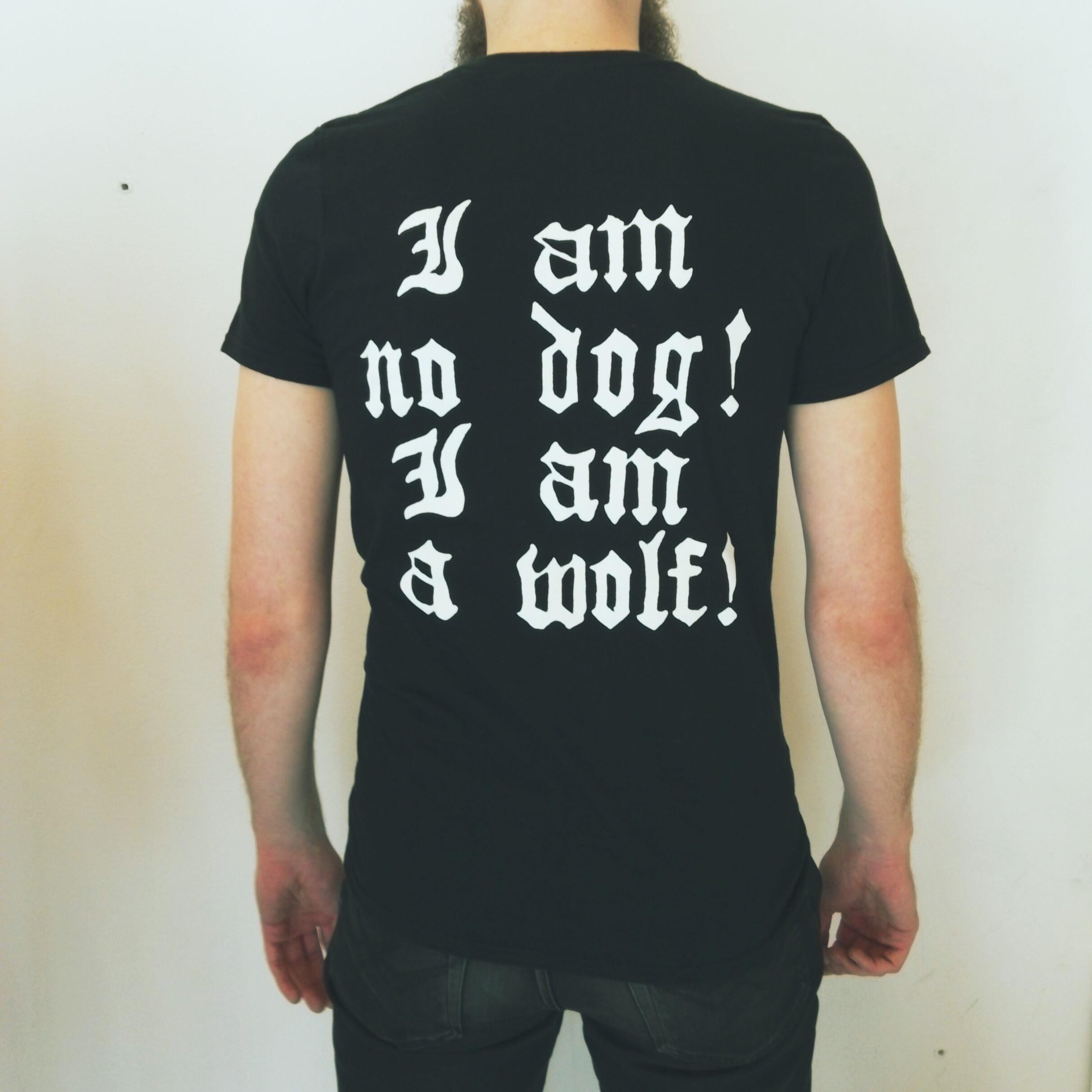 EATW T-Shirt w/ Back Print