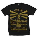 Lighthouse Tshirt Black