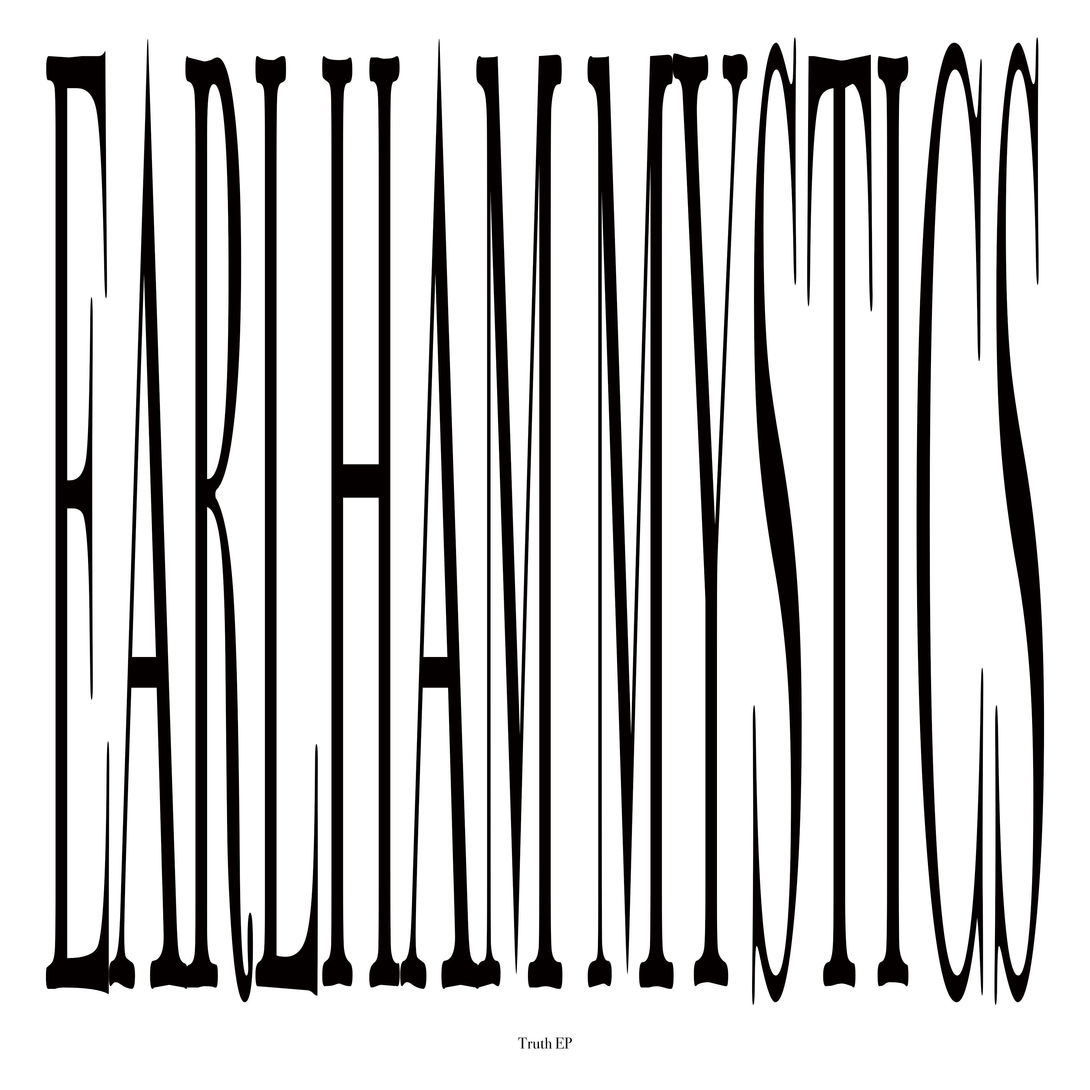 Earlham Mystics (Luke Abbott) - Truth EP (WAVS)