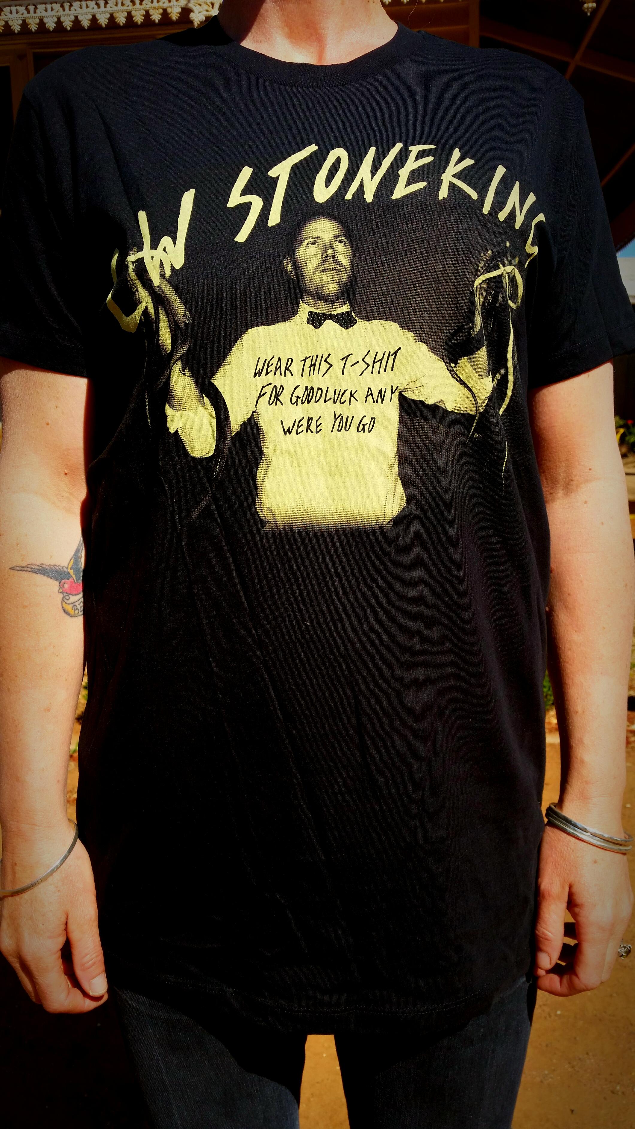 Snake Handler Lucky - Men's T-Shirt