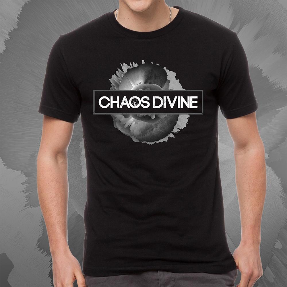 NEW - Chaos Divine logo Tshirt