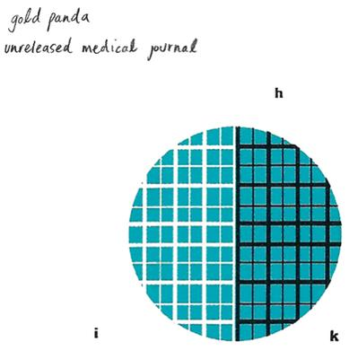 Gold Panda - Unreleased Medical Journal CD (MP3)