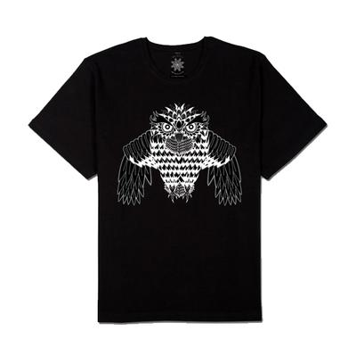 Creatures - Owl T-Shirt (Black)