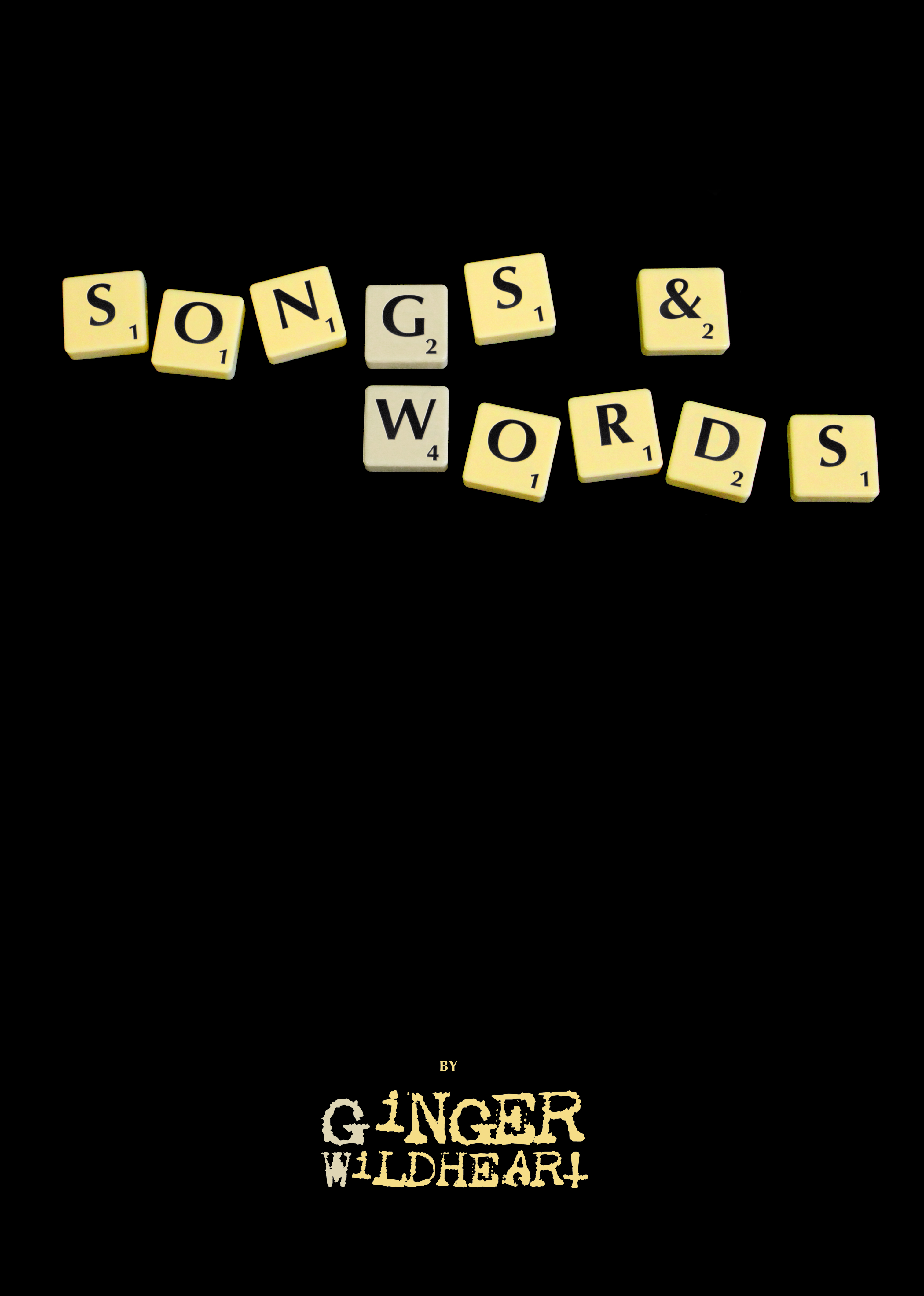 Songs & Words The Book
