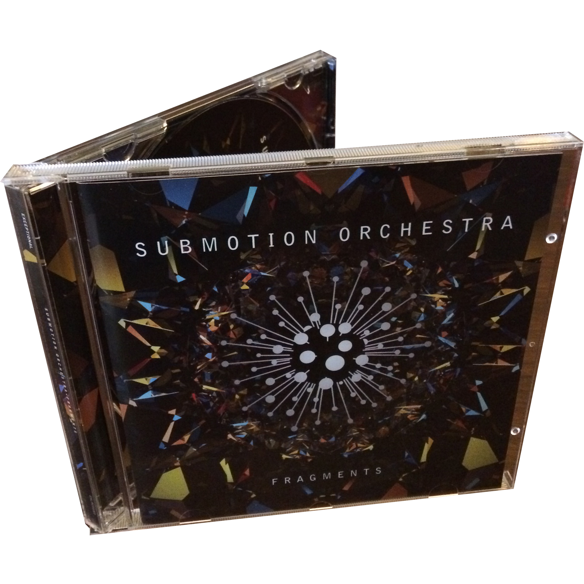 Fragments - CD Album