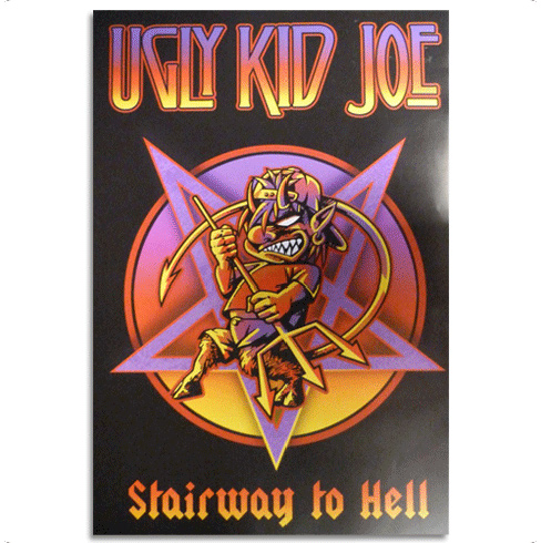 Stairway to Hell Poster